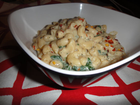 "Easy Gourmet Recipes - Nothing to Say But ""Mmmmm"" Vegan Alfredo"